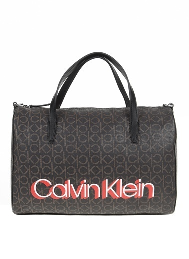 Calvin Klein Omuz Çantası Kahve